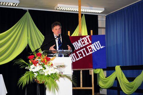 Fördős Attila évértékelője