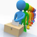 szavazás - rajz