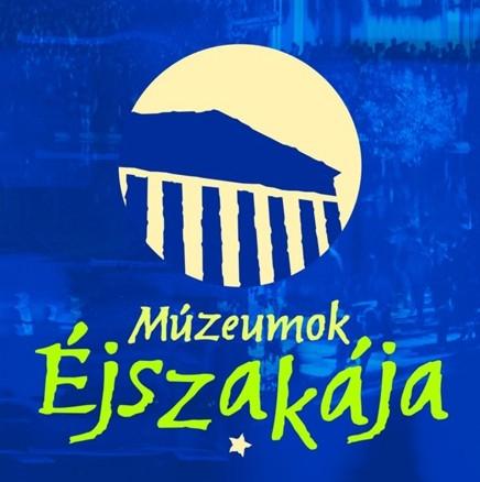 Múzeumok Éjszakája logó