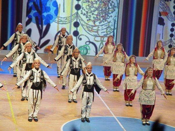 török tánc