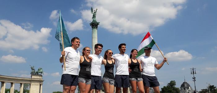 Drogmentes Maraton budapesti befutója-700