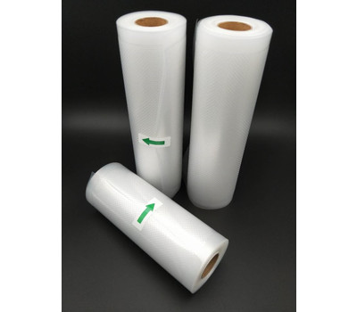 Пленка рифленая для вакуумного упаковщика в рулоне 15х500