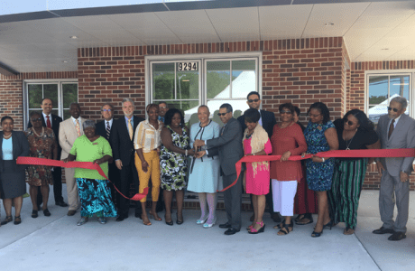 Southeastern Virginia Health System Ribbon Cutting Ceremony