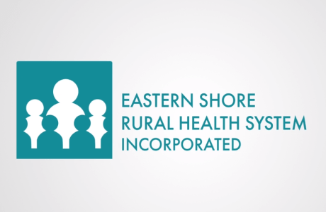 title slide Eastern Shore Rural Health episode