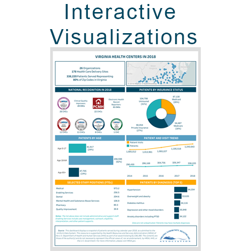 Interactive Visualizations