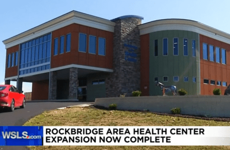 #Member Monday: Rockbridge Area Health Center Unveils Expansion