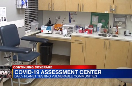 Daily Planet Health Services Discusses Their COVID-19 Assessment Center