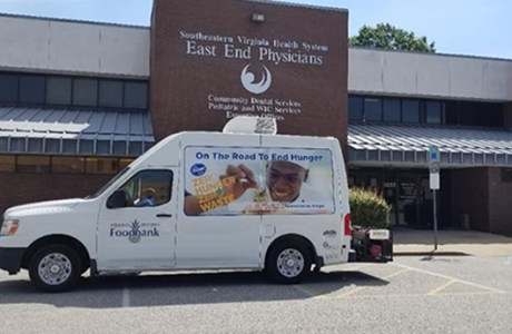 Southeastern Virginia Health System Starts Summer Feeding Program