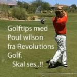 Golftips med Poul Wilson