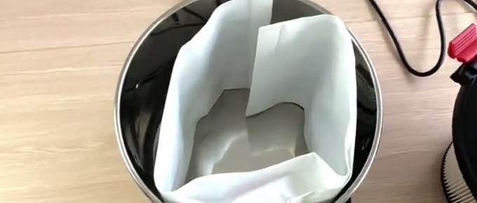 How To Install Shop Vac Filter Bag FI