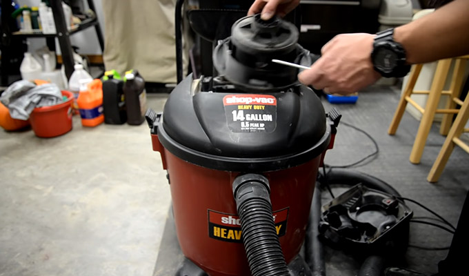 How to Make a Shop Vac Stronger FI