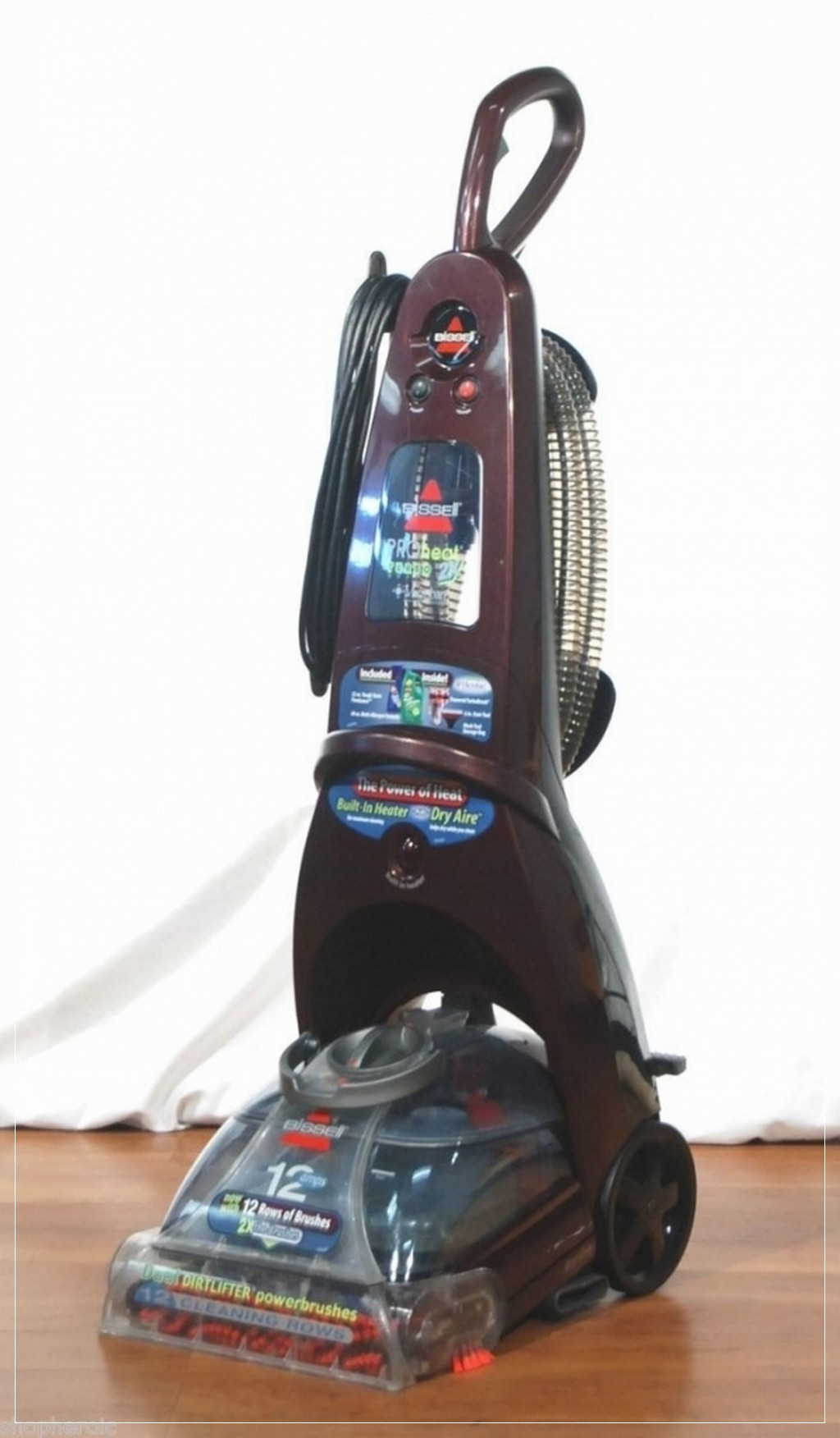 Steam Sweep Bissell Cleaner And