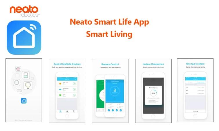 Neato Smart Life App