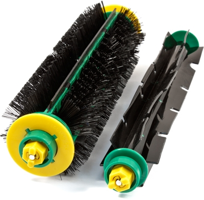 Roomba 600 Series flexible Beater brush and Bristle brush
