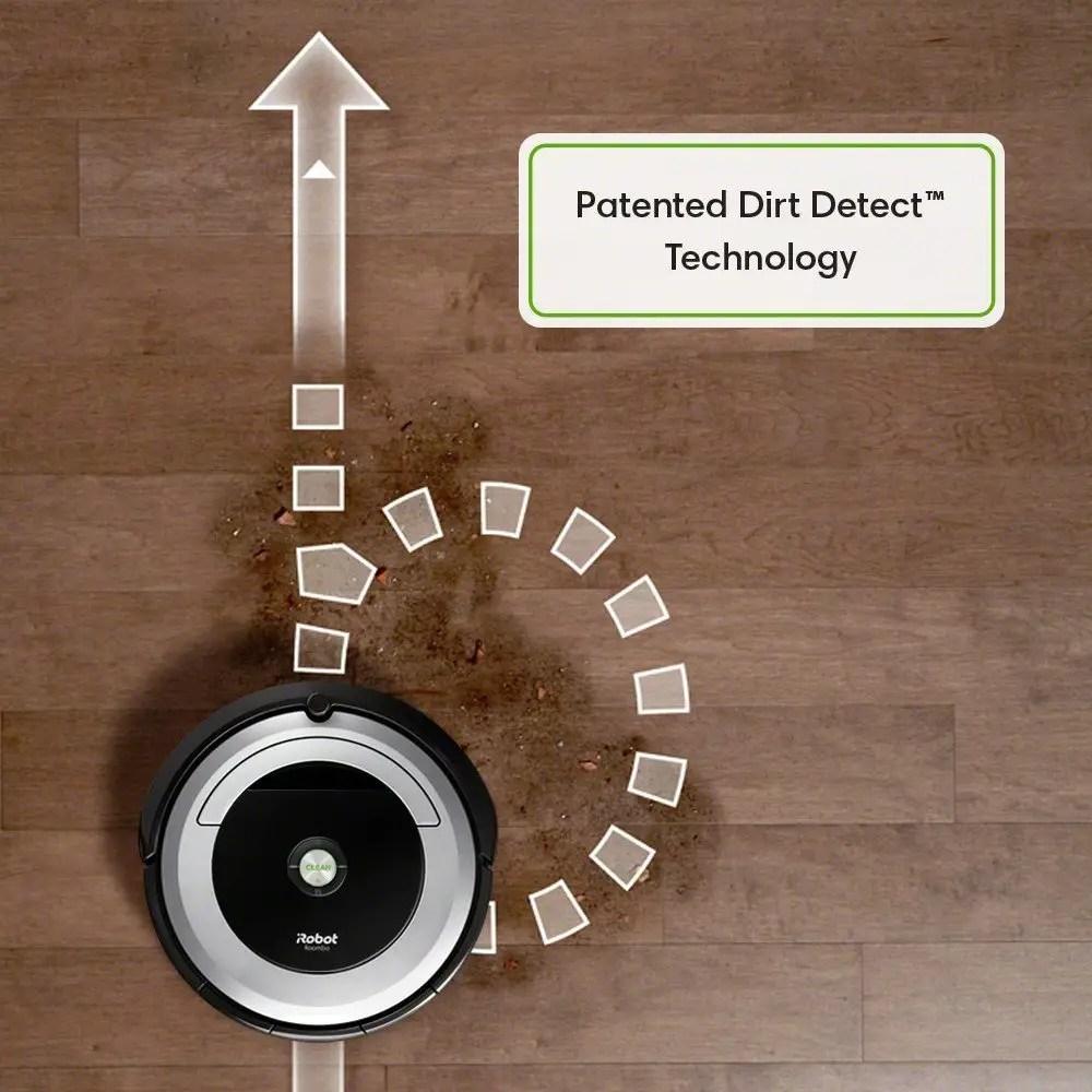iRobot, Roomba 690, Vacuum Fanatics, Reviews, Comparisons