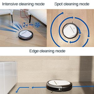 ECOVACS DeeBot M80, Intensive Cleaning Mode, Turbo Mode, Vacuum Fanatics, Reviews and Comparisons of Robotic Cleaners