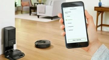 iRobot Roomba i7 Home App