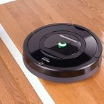 iRobot Roomba Vacuuming Laminate flloors