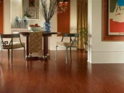 best way to clean wood floors