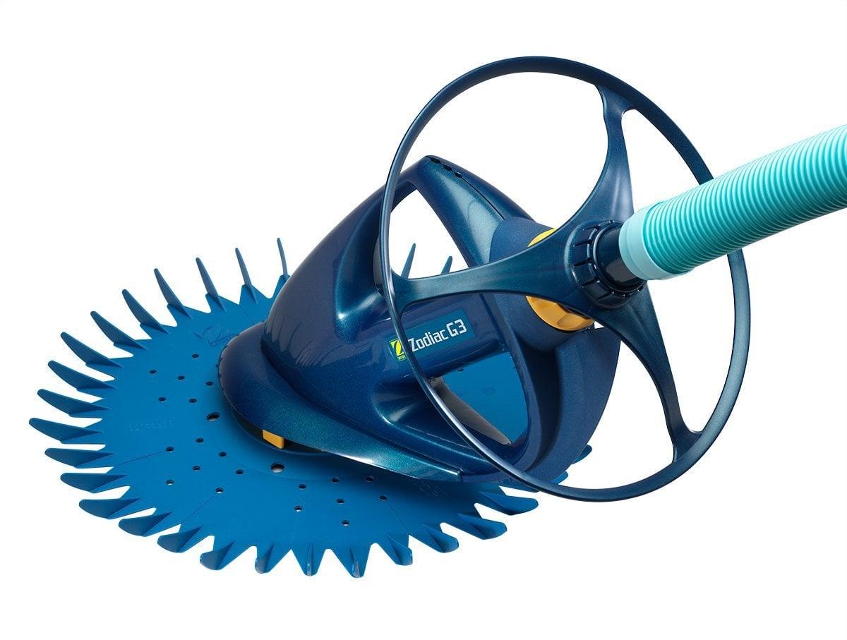 Best Inground Pool Cleaners Review Vacuum Hunt