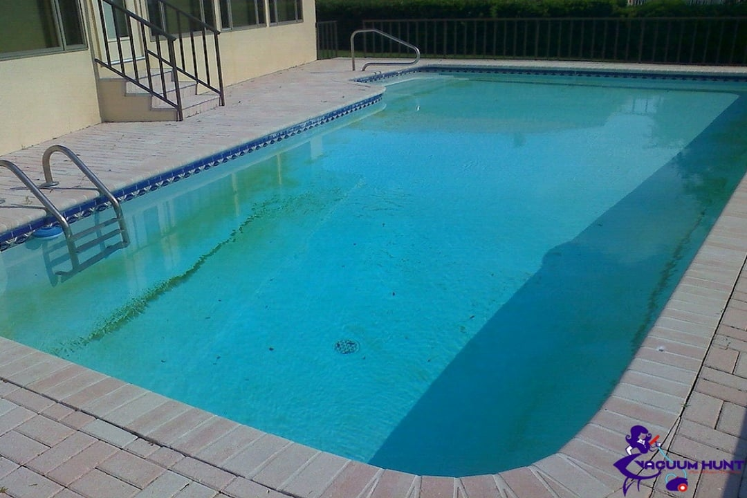 How To Clear Cloudy Pool Water Vacuum Hunt