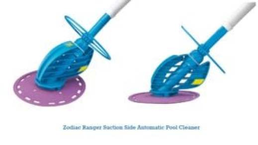 Zodiac Ranger Suction Side Automatic Pool Cleaner
