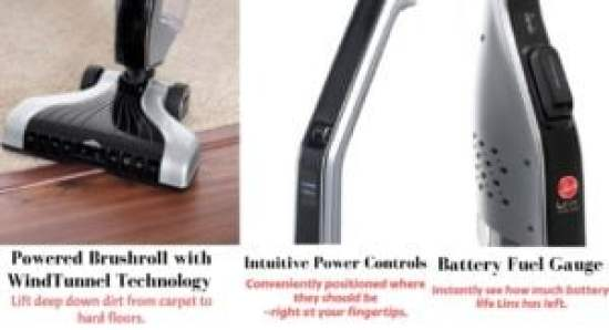 Hoover Cordless Vacuum Cleaner
