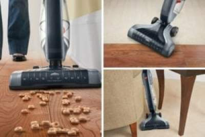 Hoover Vacuum Cleaner Linx Bagless Features