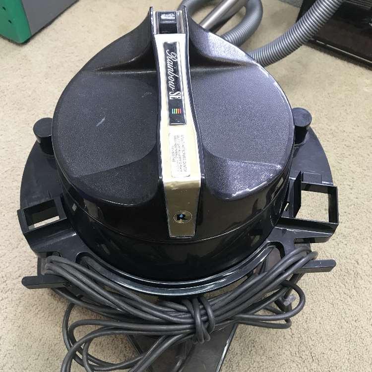 Rainbow Vacuum Cleaner Repair