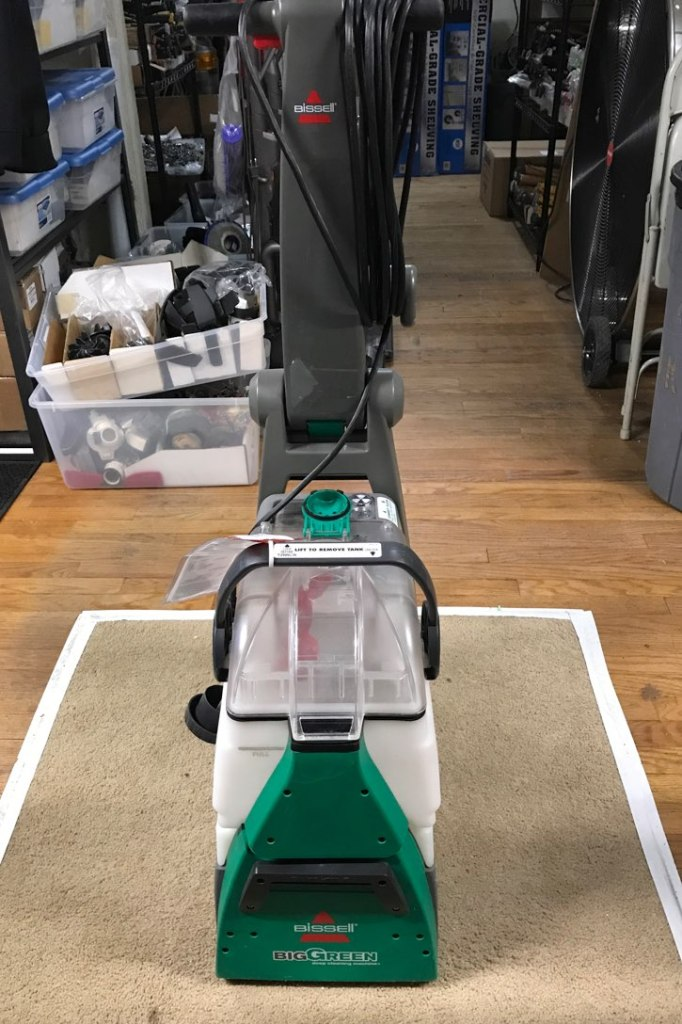 Bissell BigGreen Commercial Vacuum