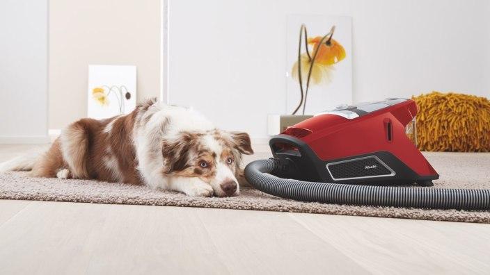 Miele CX1 bagless vacuum