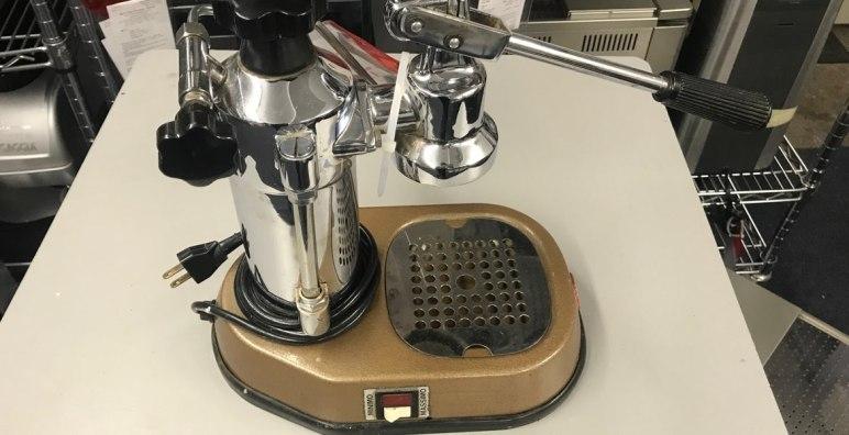 La Pavoni Europiccola Manual Espresso Machine Repair
