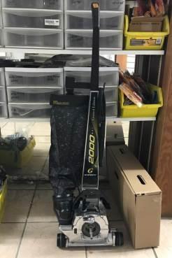 Repaired Kirby Vacuum Cleaner. Kirby G2000