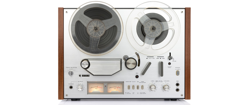Reel To Reel Player Repair