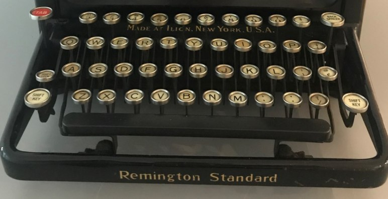 Vintage Remington Typewriter Restoration