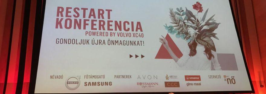 HVG Restart Konferencia 2019