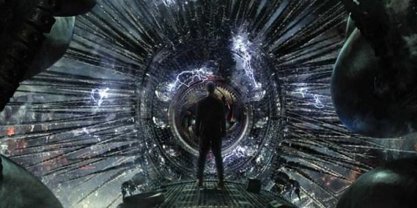 Matrix Neo Deus Ex Machina