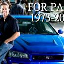 For Paul Walker Tribute