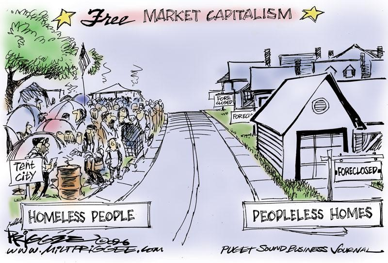 Homeless people peopleless homes