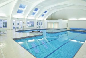 St Moritz Hotel Cowshed Spa Cornwall