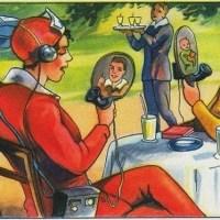 В целом почти угадали. Как люди в 30-х годах представляли будущее...