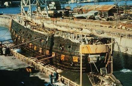 Vasa-salvaged