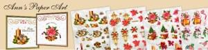 3-d knipplaatjes en het borduur patroon kunt u downloaden via internet