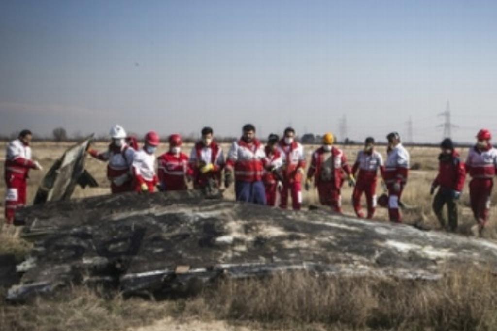 Irán reconoce que derribó avión comercial ucraniano 'por error'