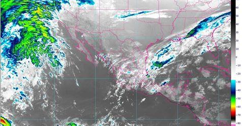 Pronostican lluvias aisladas para Colima