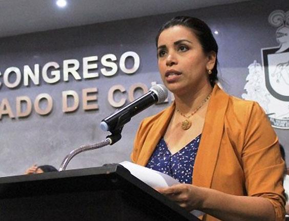 Solicita licencia como diputada local Jazmín García Ramírez