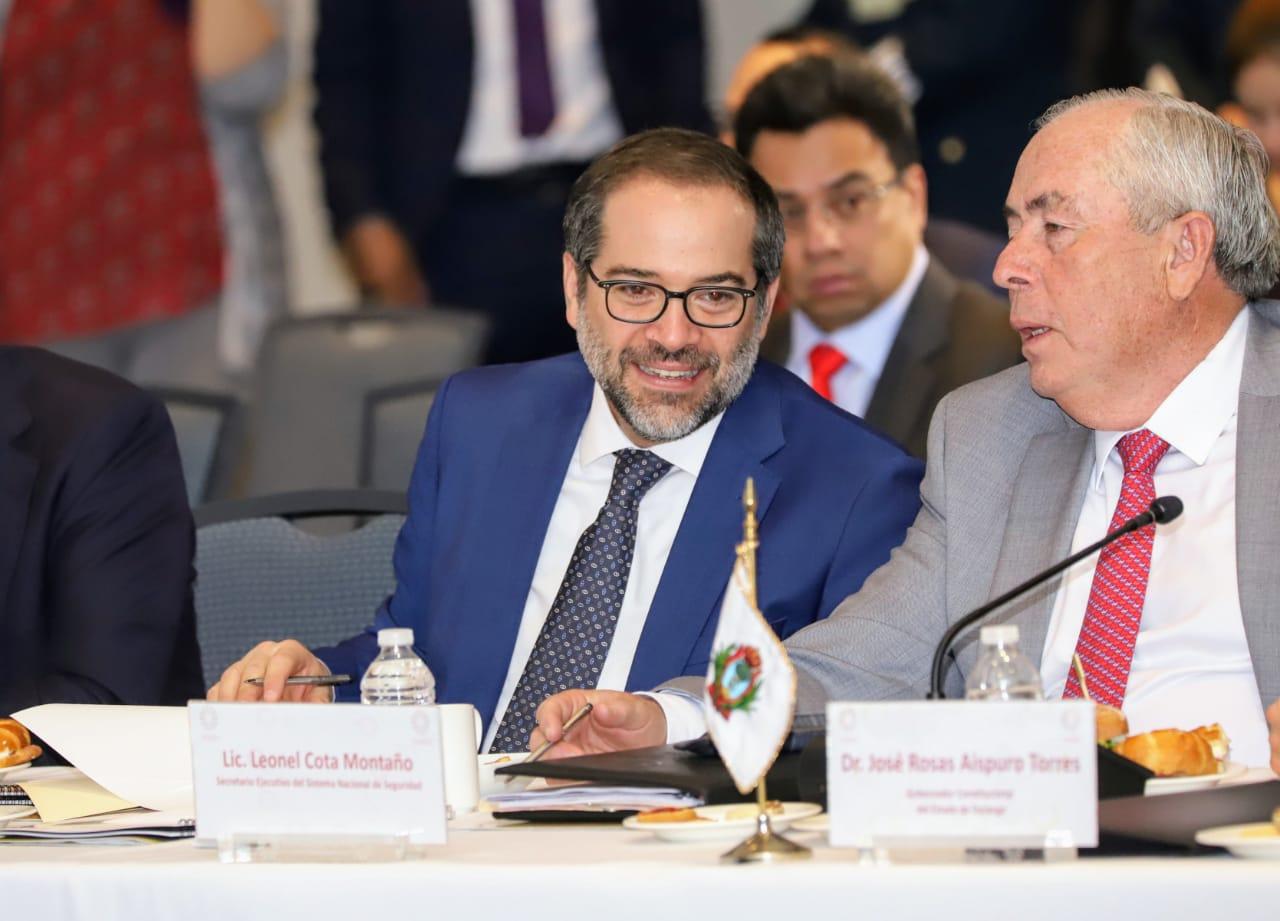 Fundamental el trabajo en equipo con el Gobierno Federal, dice el Gobernador