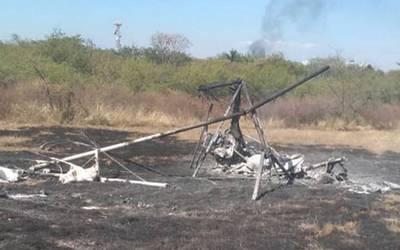 Alcalde de Ocuilan, Edomex, fallece en accidente aéreo