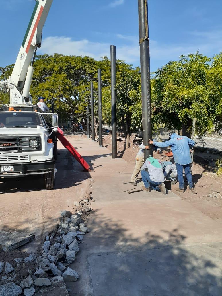 Invierte Gobierno del Estado 8.3 mdp para 13 espacios públicos: Seidur