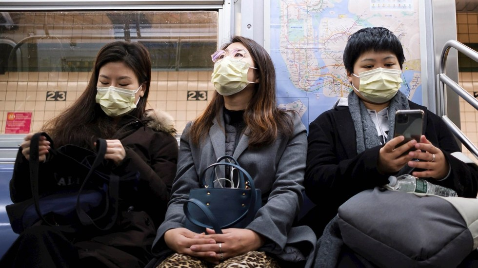Declara E.U. emergencia de salud por coronavirus